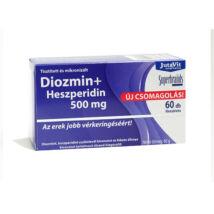 JutaVit Diozmin+Heszperidin 500 mg tabletta 60x