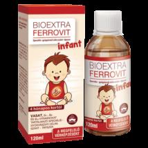 Bioextra Ferrovit Infant speciális tápszer 120ml