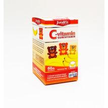 JutaVit C-vitamin gumivitamin banán ízű 60x