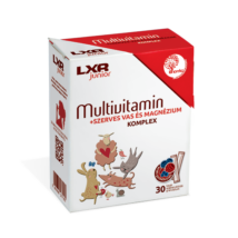 LXR Junior Multivitamin Komplex granulátum 30x