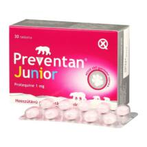 Preventan Junior tabletta 30x