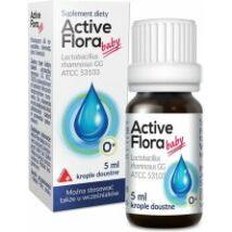 Active Flora baby cseppek 5ml