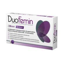 Duofemin étrend-kiegészítő tabletta  28+28x