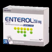 Enterol 250 mg kemény kapszula 20x