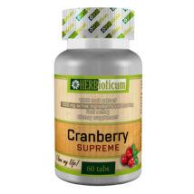 Herbioticum Cranberry Supreme tabletta 60x