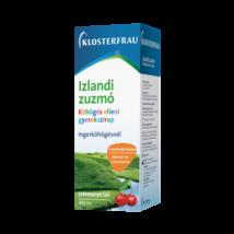 Klosterfrau Izlandi zuzmó szirup gyermekeknek 100ml