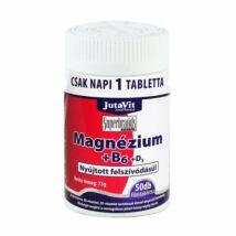 JutaVit Magnézium+B6+D3-vitamin filmtabletta 50x