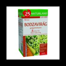 Bodzavirág filteres NATURLAND 25x1g