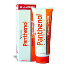 Swiss Premium panthenol 10% testápoló tej 250ml