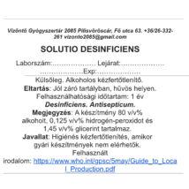 Kézfertőtlenítő - OGYÉI 150 g 1db