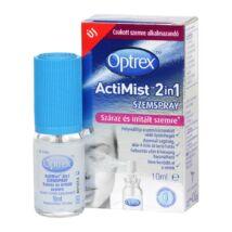 Optrex Actimist 2in1 szemspray száraz+irritált sz 10ml