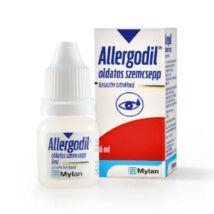 Allergodil oldatos szemcsepp 1x6ml