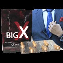 BigX For Men Növényi komp. tart. kapsz. férfiaknak 6x