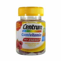 Centrum My Energy gumvitamin málna- eper  30x