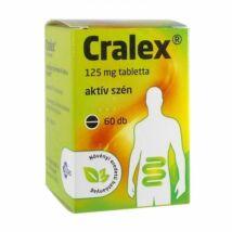 Cralex 125mg tabletta 60x