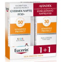 Eucerin Sun Kids csomag  2x150ml