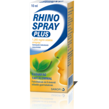Rhinospray Plus 1,265 mg/ml oldatos orrspray 1x10ml