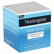 Neutrogena Hydro Boost éjszakai maszk 50ml