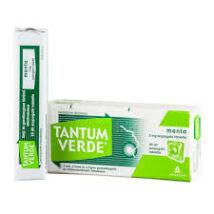 Tantum Verde menta 3 mg szopogató tabletta 20x