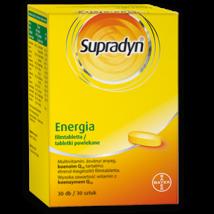Supradyn Energia multivitamin Q10 filmtabletta  30x