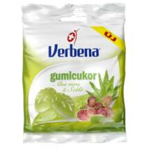 Verbena gumicukor aloe vera szőlő 60g