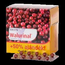 Walurinal Aranyvesszővel lágy kapszula 60+30x