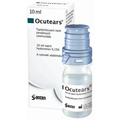 Ocutears szemcsepp 1x10ml