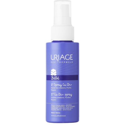 Uriage Baba Cu-Zn + spray  100ml