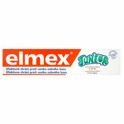 Elmex fogkrém junior 75ml