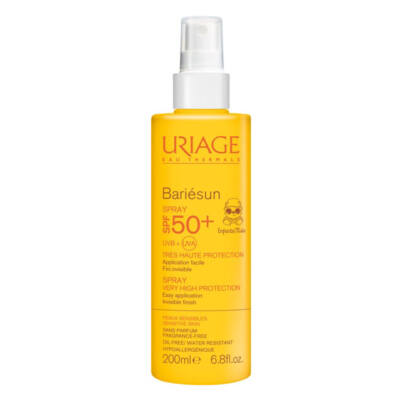 Uriage Bariésun Kid gyerek spray SPF 50+ 200ml
