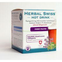 Herbal Swiss Hot Drink gyógynöv.kiv.inst.italpor 24x