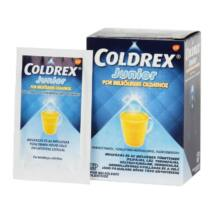 Coldrex Junior por belsőleges oldathoz 10x
