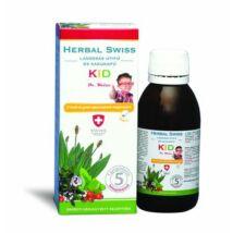 Herbal Swiss KID étrend-kiegészítő folyadék 150ml