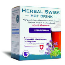 Herbal Swiss Hot Drink gyógynöv.kiv.inst.italpor 12x
