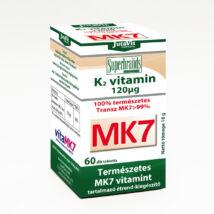 JutaVit K2-vitamin 120 mikrogramm tabletta 60x