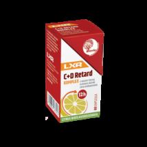 LXR C+D retard komplex bioflavonoiddal 60x