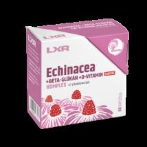 LXR Echinacea-Bétaglükán+D-vitamin Komplex kapsz. 60x