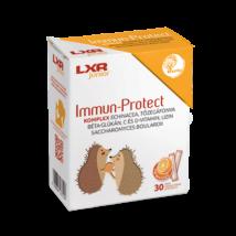 LXR Junior Immun-Protect Komplex granula narancsos 30x