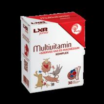 LXR Junior Multivitamin Komplex granulátum 30x