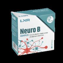 LXR Neuro B-Vitamin Komplex kapszula 60x