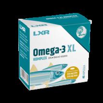 LXR Omega -3XL Komplex lágy kapszula 45x 1db
