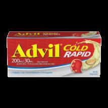 Advil Cold rapid 200 mg/30 mg lágy kapszula 20x