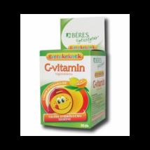 Béres Egészségtár C-vitamin rágótabletta gyerek 30x