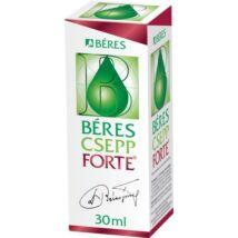 Béres Csepp Forte belsőleges oldatos cseppek 1x 30ml