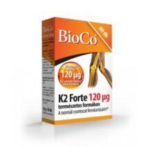 BioCo K2-vitamin Forte 120 mcg tabletta 60x