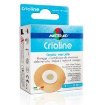MASTER AID Crioline szemölcsirtó tapasz 12x