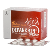 Dipankrin Optimum 120 mg gyomorn.-ell.filmtabletta 60x