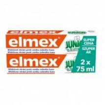 Elmex csomag (2 db Junior fogkrém) 1x