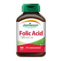 Jamieson Folsav 1000 mcg tabletta 100x