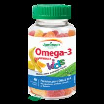Jamieson Kids Gummies Omega-3 gumicukor vegyes 60x